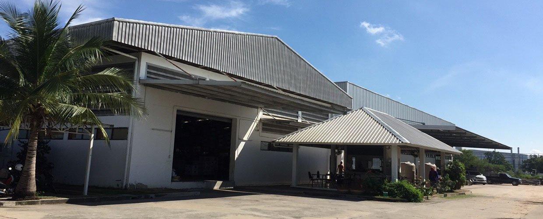 โรงงานอมตะนคร ชลบุรี